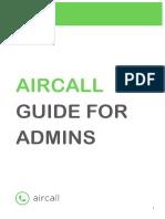 Aircall Guide