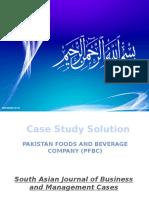 Pakistan Steel Mills Crisis Case Study Presentation.