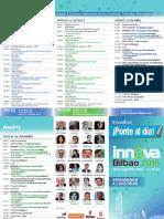Programa Innova Bilbao 2016