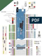 Arduino Mega 2560 Pinout Diagram