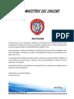 Bases Copa Maestros Del Chileno 2016 - Vf