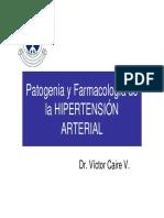 Hipertension Arterial y Tratamiento 2014