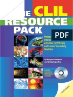 The CLIL Resource Pack - Photocopiable Resource Book