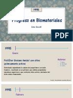 Biomateriales 1995