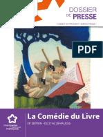La comédie du livre 31e édition - Montpellier