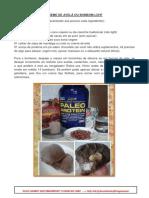 CREME DE AVELÃ OU BOMBOM PARA EMAGRECER