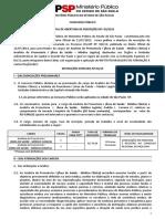 Edital MP Sp Medico 1225332