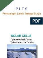K.12.Materi Konversi Energi I. PLTS Solar Energi Lanjutan