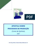 Apostila Sobre Processos de Produção