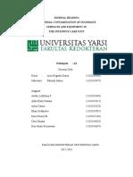 Journal Reading Infeksi Nosokomial
