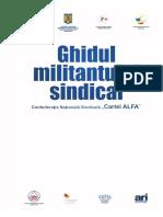 Ghidul Militantului Sindical