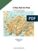 Christ Has Set Us Free - Jhun Ma