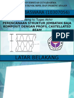 Design Jembatan komposit