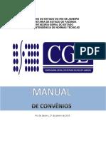 Manual de Convênios 17 Janeiro 2014