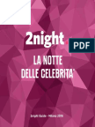 2night primavera 2016 -Milano