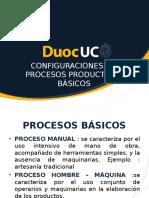 Procesos y Configuraciones Básicas