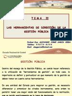 Modulo II. Las Herramientas.... ENC AJGR Abril 2011