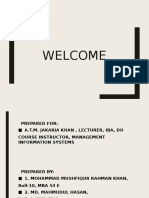 Management Information Systems, 1st chapter