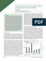 La cobertura universal de salud en los países de América Latina
