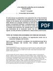 La Variación y La Retención Selectiva en La Evolución Sociocultural Carolina Sergio (1)