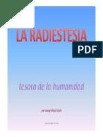 La Radiestesia