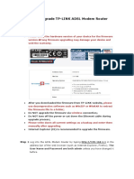 How to upgrade TP-LINK ADSL Modem Router.pdf