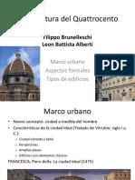 2. Arquitectura Del Quattrocento