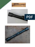 Visor Tpycea 4x26 Fusil Coruña FR-8