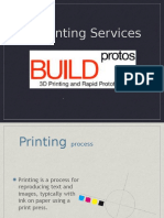 3D Printing Services in Hyderabad_ Buildprotos