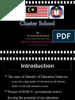 Cluster School Slides