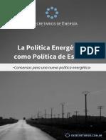 Politica Energetica Argentina
