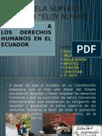 VIOLACIÓN A LOS DERECHOS HUMANOS EN EL ECUADOR.pptx