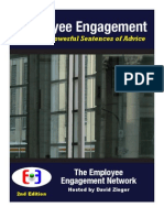 Employee Engagement Network Advice Book