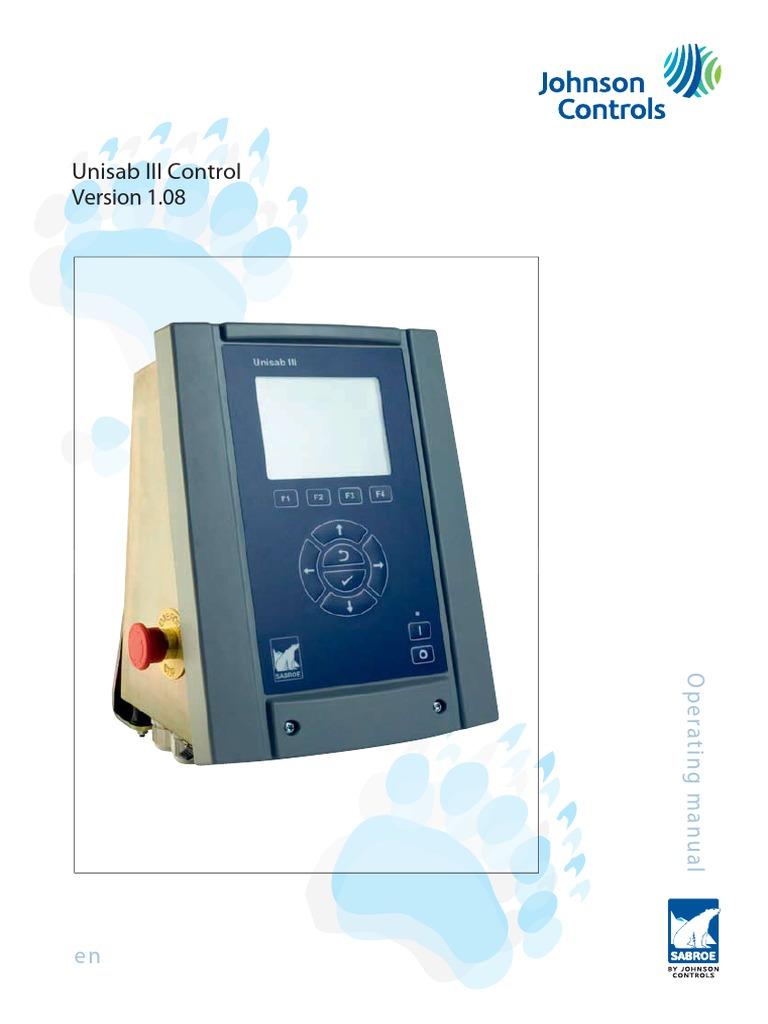 unisab iii 1 08 operating en 2010 10 pump mechanical engineering rh es scribd com sabroe unisab 2 manual unisab 2 manual pdf