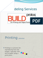 3D Modeling Services in Hyderabad_ Buildprotos
