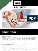 PRESENTACION EL USUFRUCTO.pptx