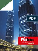MagicBricks Propindex Chennai Oct-Dec2015
