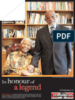 In Honour of a Legend - Andimba ya Toivo at 90