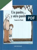 144695318 Tomie de Paola Un Pasito y Otro Pasito PDF