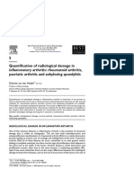 Quantification of Radiological Damage