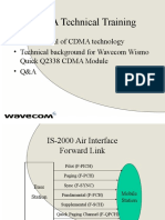 CDMA Technical Training_Distributors