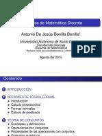 curso de matemática discreta