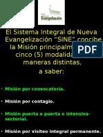 La Misión en el SINE.ppt
