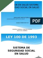 Seguridad Social en Salud 1