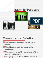 Managerial Communication - Part I.ppt
