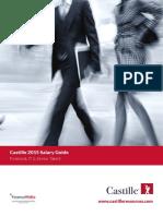 Castille Salary Survey 2015