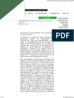 Artículo Sobremodernidad - Marc Augé