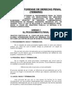 Derecho Forense Penal