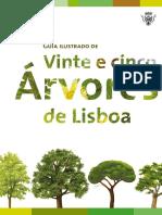 Guia Das 25 Arvores de Lisboa (2)