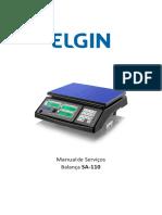 Manual Elgim SA-110